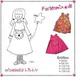 Lilly Wrap-around Dress Pattern