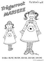 Marieke Jumper Dress Pattern
