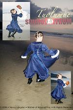 Tuolumne Dress, Dress Coat and Apron Dress Pattern