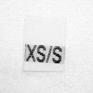 XSmall / Small Size Tags