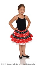 Minnie Twirl SkirtSize: 2T, 4T & 6