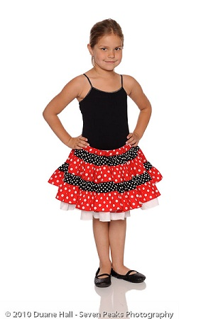 Minnie Twirl Skirt